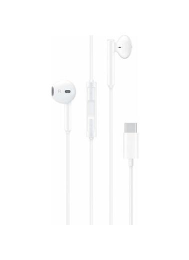 Huawei Type C Kulaklık Beyaz Beyaz